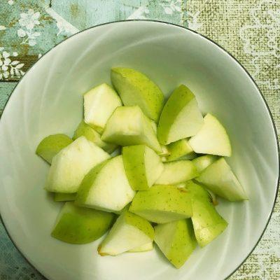 Фото рецепта - Осенняя галета с яблоком - шаг 2