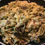 Фото рецепта - Паста с грибами в соусе - шаг 3