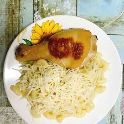 Глазированные мёдом куриные голени - рецепт с фото