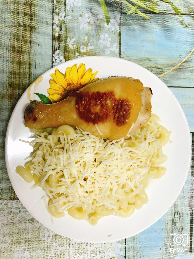 Фото рецепта - Глазированные мёдом куриные голени - шаг 5