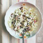 Особенный салат из копченой курицы и чернослива