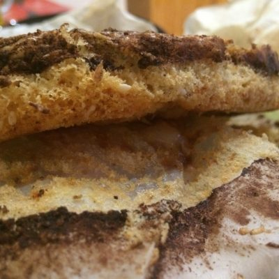 Фото рецепта - Лимонно-шоколадный пирог - шаг 5