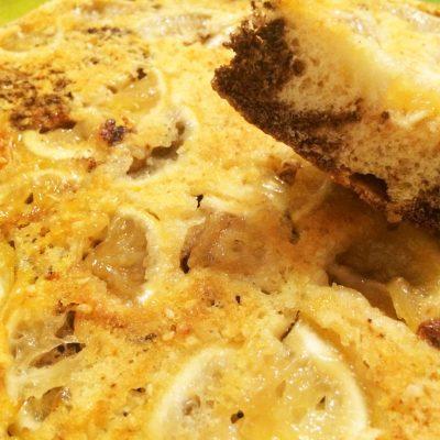 Лимонно-шоколадный пирог - рецепт с фото
