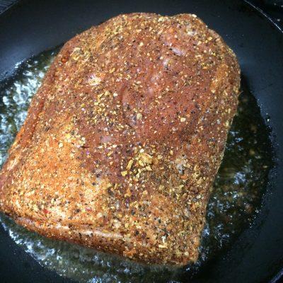 Фото рецепта - Запечённое мясо (цельным куском) - шаг 2