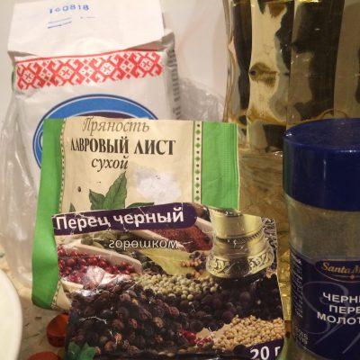 Фото рецепта - Овощной рисовый суп с рыбными консервами - шаг 1