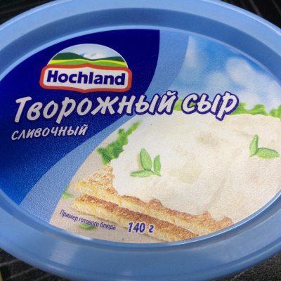 Фото рецепта - Канапе из слабосоленой семги и творожного сыра - шаг 2