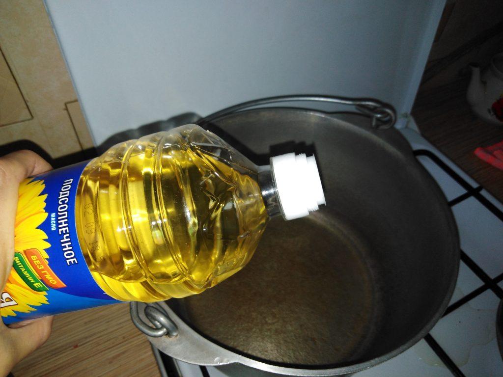 Фото рецепта - Салат – солянка на зиму - шаг 7