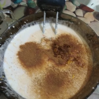 Фото рецепта - Тыквенный тарт - шаг 3