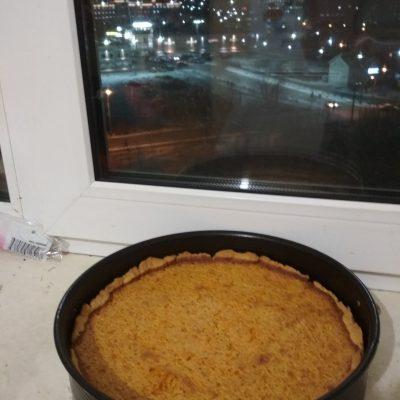 Фото рецепта - Тыквенный тарт - шаг 4
