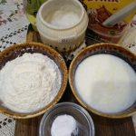 Фото рецепта - Кексы за 40 минут на кефире - шаг 1