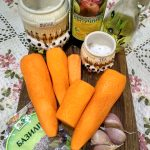 Фото рецепта - Любимая ароматная морковь по-корейски с кисло-сладким вкусом - шаг 1
