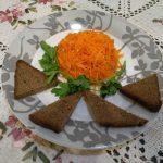 Фото рецепта - Любимая ароматная морковь по-корейски с кисло-сладким вкусом - шаг 3