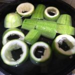 Фото рецепта - Фаршированные кабачки под сырной корочкой - шаг 1