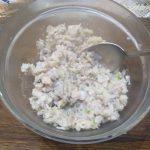 Фото рецепта - Запеченые гнезда из минтая под сырной корочкой - шаг 1
