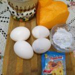 Фото рецепта - Суфле из тыквы – очень нежное - шаг 1