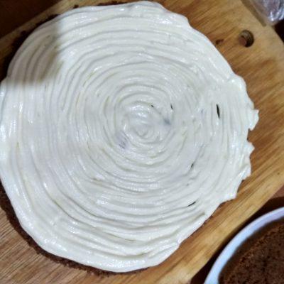 """Фото рецепта - Шоколадный торт """"Малиновое настроение"""" - шаг 19"""