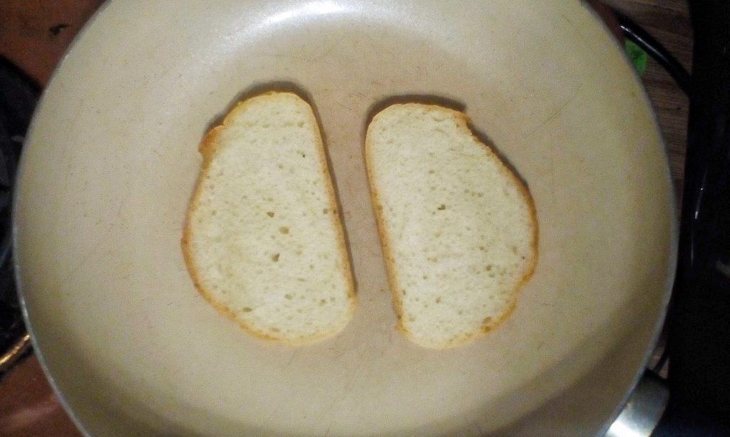 Фото рецепта - Бутерброды на перекус с рыбой - шаг 1