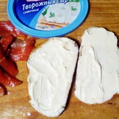 Фото рецепта - Бутерброды на перекус с рыбой - шаг 3