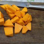 Фото рецепта - Мега вкусные панкейки с тыквой - шаг 1