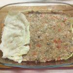 Фото рецепта - Диетическая лазанья с фаршем индейки на капустных листах - шаг 5