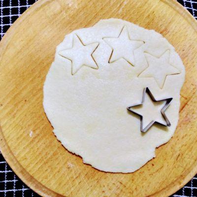 Фото рецепта - Печенье творожно-сахарное - шаг 4