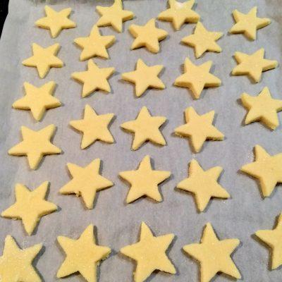 Фото рецепта - Печенье творожно-сахарное - шаг 5