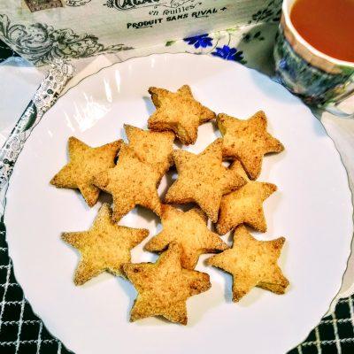 Печенье творожно-сахарное - рецепт с фото