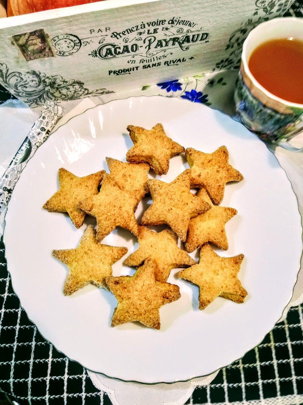 Печенье творожно-сахарное