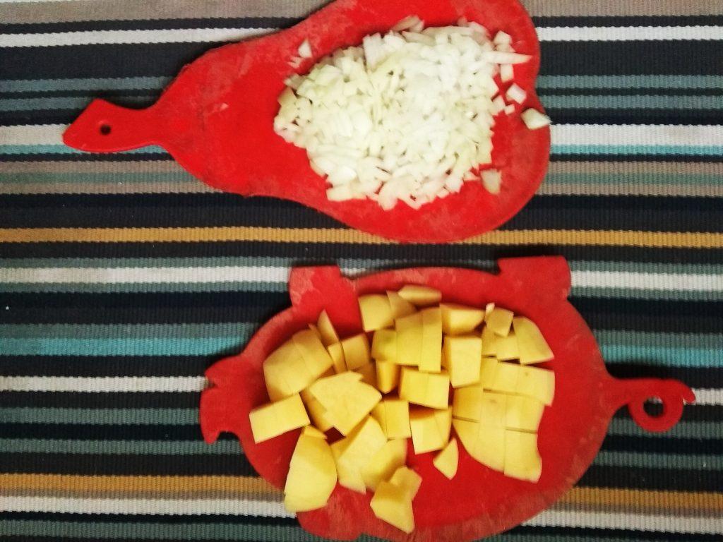 Фото рецепта - Грибной суп с вермишелью - шаг 3