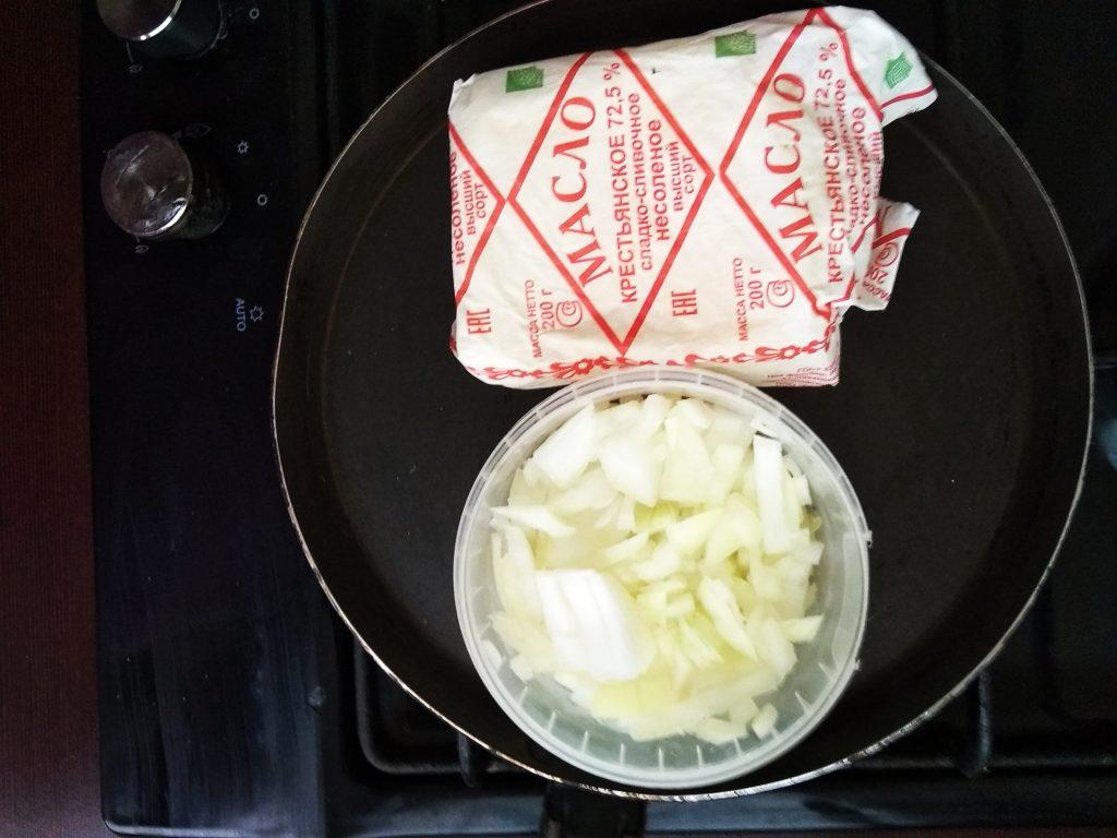 Фото рецепта - Грибной суп с вермишелью - шаг 4