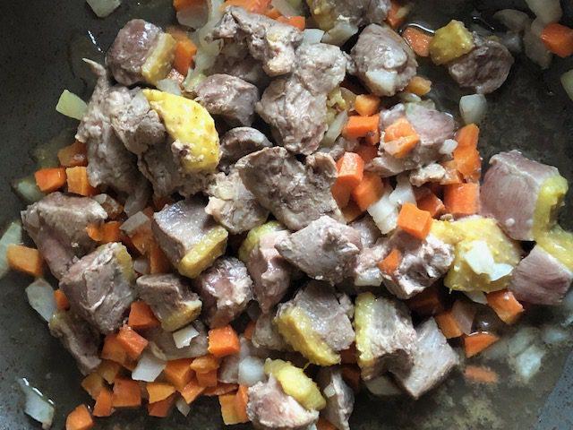 Фото рецепта - Вкусный плов из утки - шаг 3