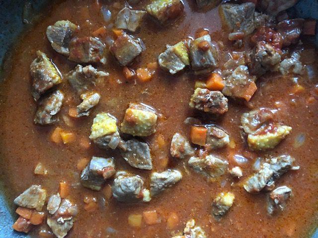 Фото рецепта - Вкусный плов из утки - шаг 4