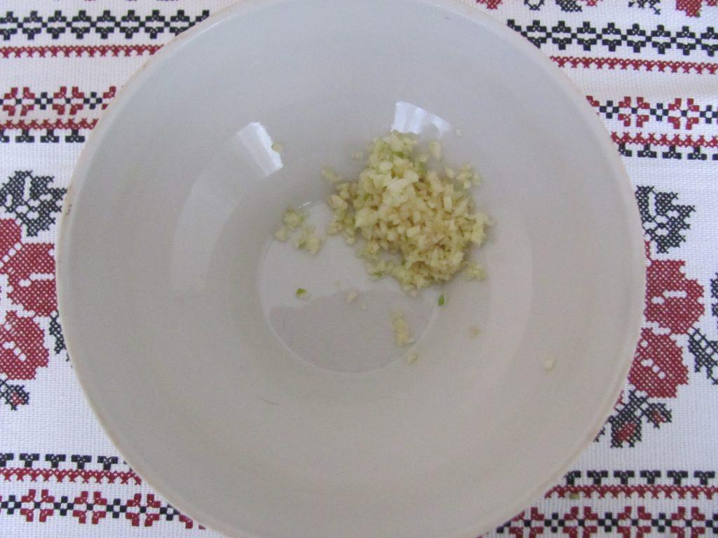 Фото рецепта - Брокколи и морковь под йогуртовым соусом в фольге - шаг 7