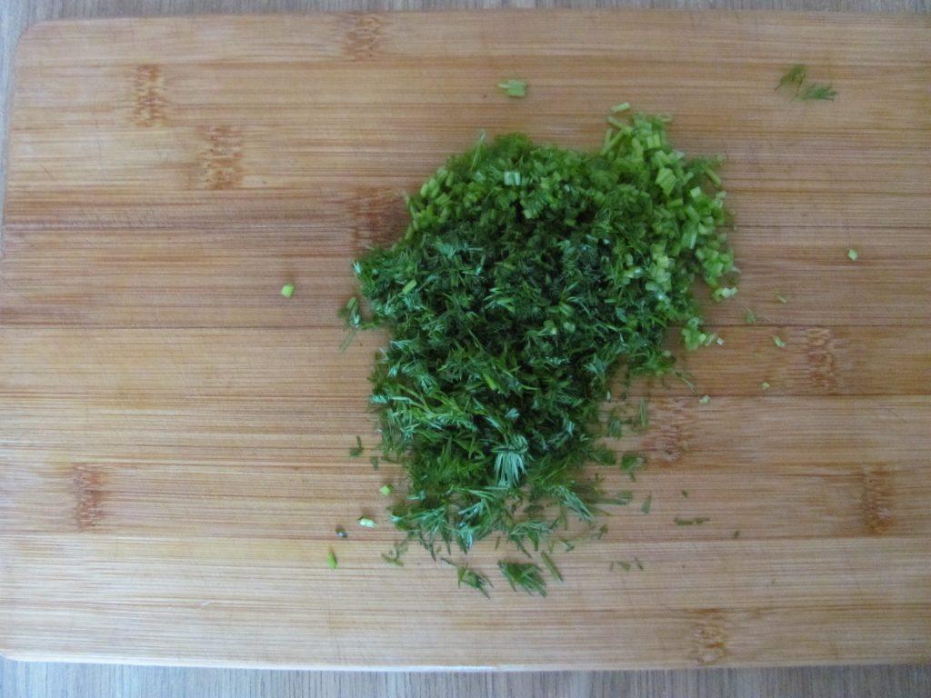 Фото рецепта - Сугудай из скумбрии – малосольная рыба - шаг 7
