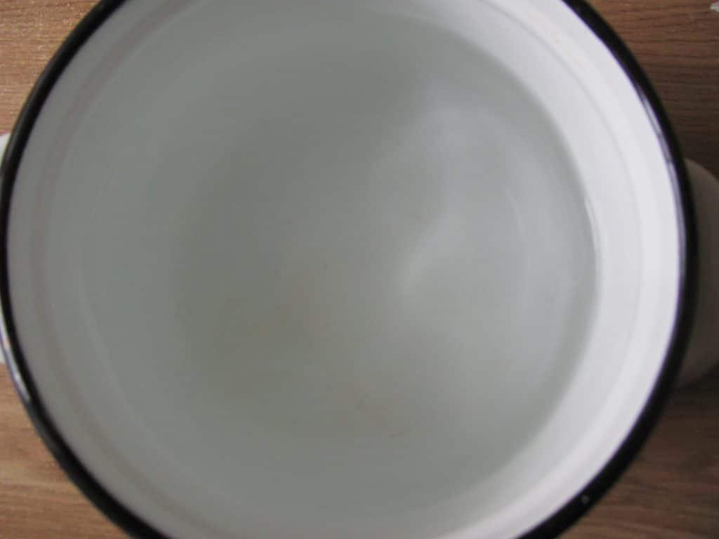 Фото рецепта - Паста фузилли в сырно-шпинатном соусе - шаг 1