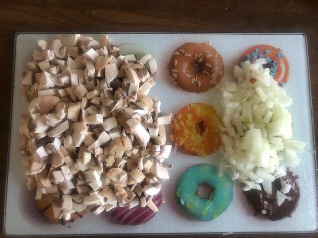 Фото рецепта - Утка фаршированная гречкой в рукаве - шаг 4