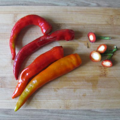 Фото рецепта - Домашнее кимчи – квашеная пекинская капуста - шаг 7