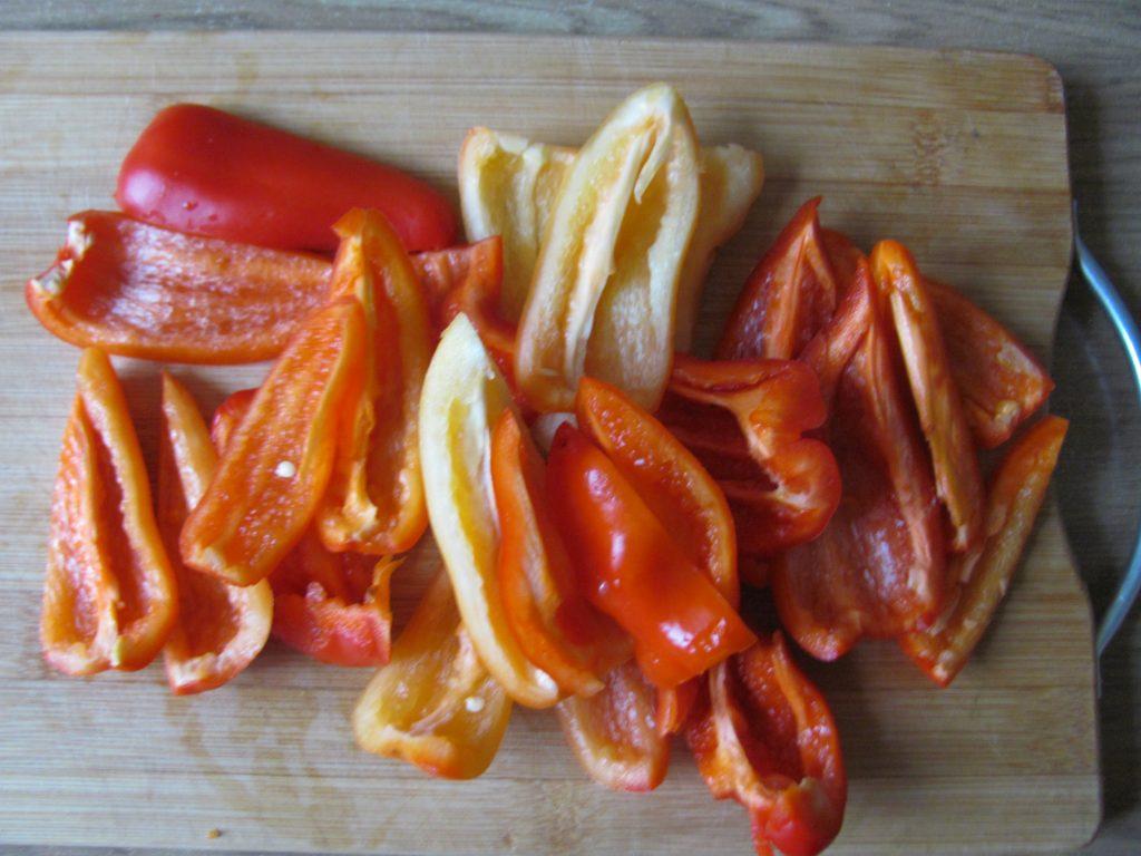 Фото рецепта - Домашнее кимчи – квашеная пекинская капуста - шаг 3