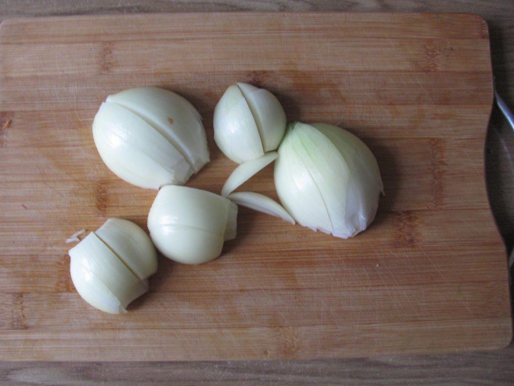 Фото рецепта - Домашнее кимчи – квашеная пекинская капуста - шаг 5