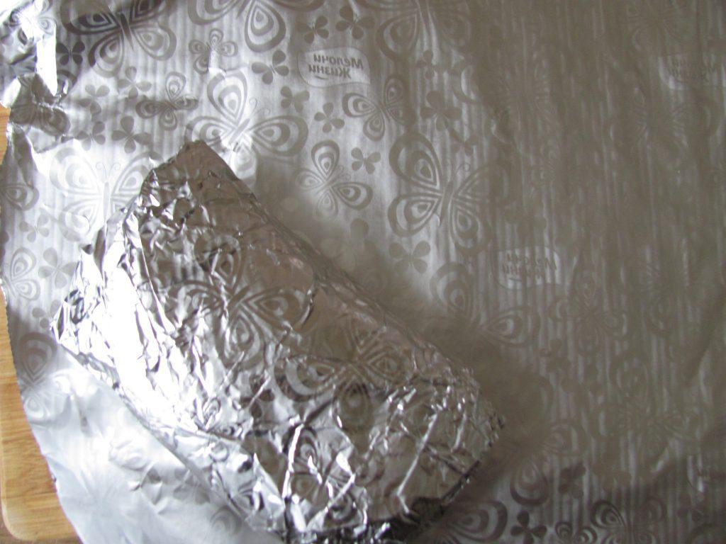 Фото рецепта - Куриная грудка в мультиварке или на пару, для бутербродов - шаг 6