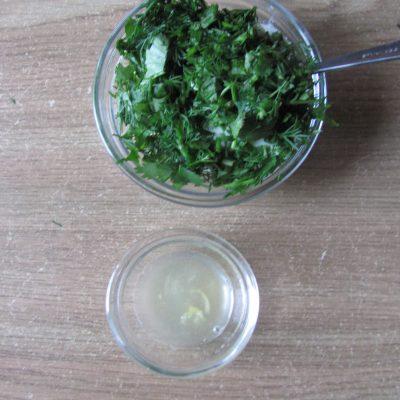 Фото рецепта - Индийский омлет со шпинатом в пите - шаг 1