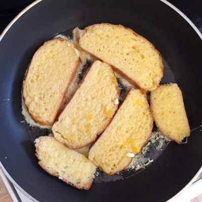 Фото рецепта - Тосты по-французски - шаг 6