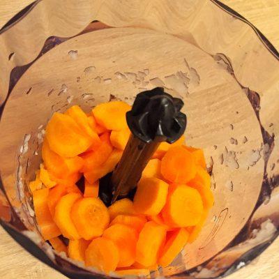 Фото рецепта - Куриные котлеты в духовке - шаг 3