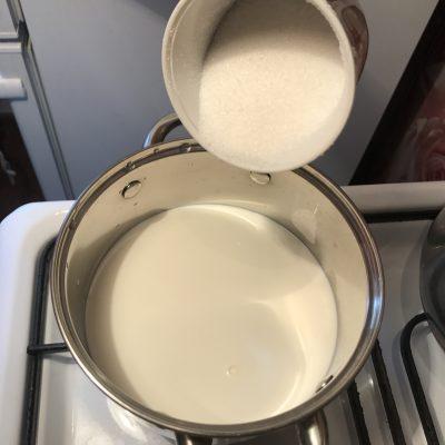 Фото рецепта - Панакота - шаг 2