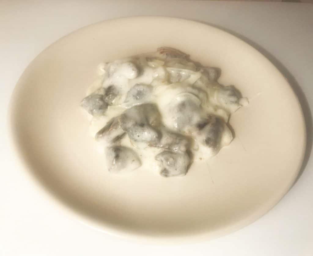 Фото рецепта - Косуля тушеная со сметаной - шаг 5