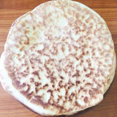 Жареные коржи для торта - рецепт с фото