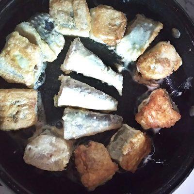 Жарим рыбу хек правильно - рецепт с фото