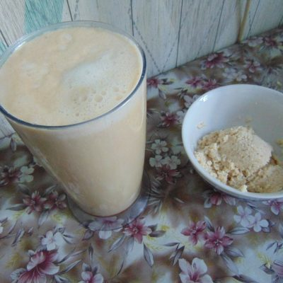 Фото рецепта - Кунжутное молоко - шаг 7
