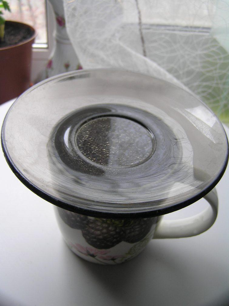 Фото рецепта - Чай из сушеных ягод - шаг 4