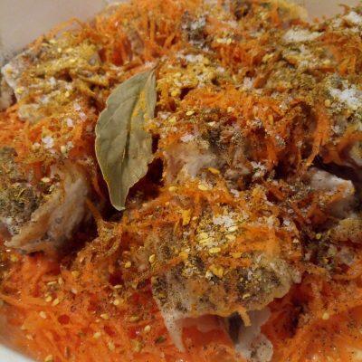 Фото рецепта - Рыба под томатным соусом (универсальная подливка) - шаг 2